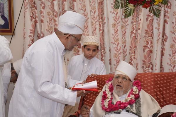 Alavi Bohras - 85th Milaad Mubaarak of Huzoor-e-'Aali (tus